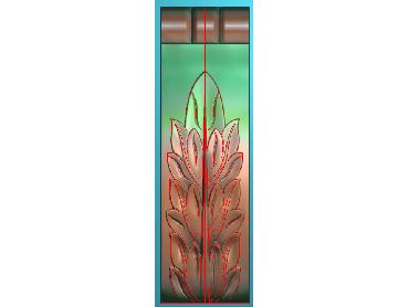 ZBZT119-JDP格式欧式柱托洋花精雕图罗马柱洋花精雕图柱头洋花雕刻图