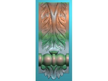 ZBZT127-JDP格式欧式柱托洋花精雕图罗马柱洋花精雕图柱头洋花雕刻图