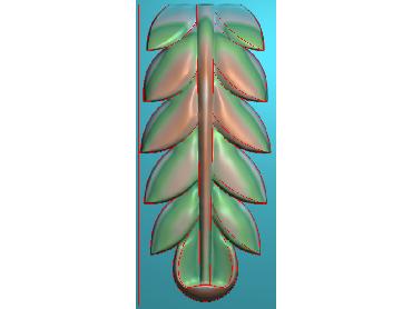 ZBZT153-JDP格式欧式柱托洋花精雕图罗马柱洋花精雕图柱头洋花雕刻图(含灰度图)