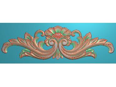 MDYH021-JDP格式欧式帽顶洋花精雕图牙板洋花精雕图欧式洋花精雕图欧式底板贴花精雕图(含灰度图)