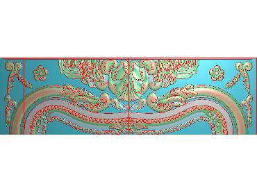 MDYH084-JDP格式欧式帽顶洋花精雕图牙板洋花精雕图欧式洋花精雕图欧式底板贴花精雕图(含灰度图)