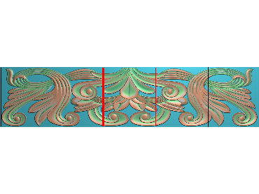 MDYH088-JDP格式欧式帽顶洋花精雕图牙板洋花精雕图欧式洋花精雕图欧式底板贴花精雕图(含灰度图)