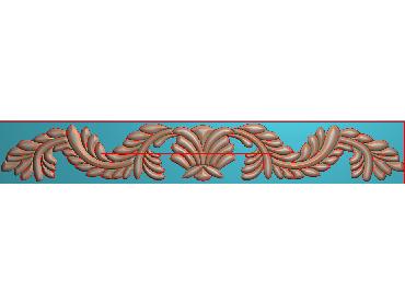 MDYH180-JDP格式欧式帽顶洋花精雕图牙板洋花精雕图欧式洋花精雕图欧式底板贴花精雕图(含灰度图)