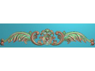 MDYH293-JDP格式欧式帽顶洋花精雕图牙板洋花精雕图欧式洋花精雕图欧式底板贴花精雕图