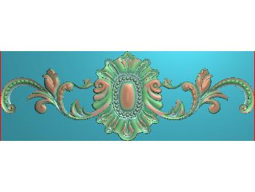 MDYH296-JDP格式欧式帽顶洋花精雕图牙板洋花精雕图欧式洋花精雕图欧式底板贴花精雕图