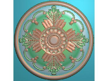 OUMH005-JDP格式欧式门花精雕图欧式洋花护墙板雕刻图欧式洋花门板精雕图