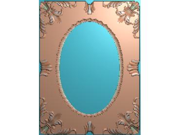 OUMH017-JDP格式欧式门花精雕图欧式洋花护墙板雕刻图欧式洋花门板精雕图