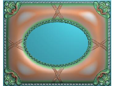 OUMH030-JDP格式欧式门花精雕图欧式洋花护墙板雕刻图欧式洋花门板精雕图