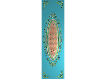 OUMH047-JDP格式欧式门花精雕图欧式洋花护墙板雕刻图欧式洋花门板精雕图