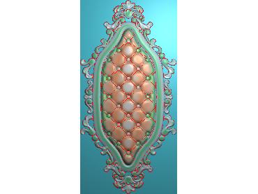 MXYH103-JDP格式欧式门芯洋花精雕图门芯贴花精雕图欧式洋花雕刻图