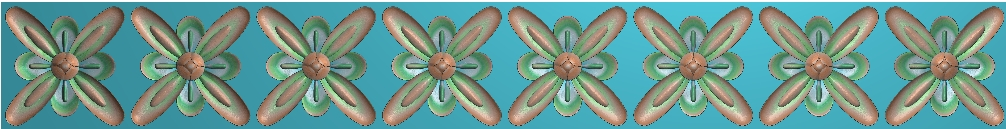 洋花贴花,洋花精雕图,欧式洋花精雕图,欧式贴花雕刻图,中式洋花电脑精雕图