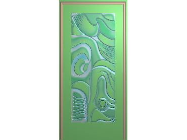 QTYH115-JDP格式欧式洋花精雕图欧式贴花雕刻图中式洋花电脑精雕图(含灰度图)