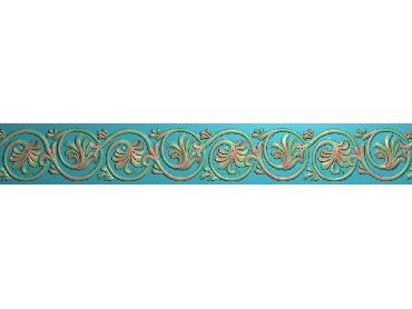 OSXH037-JDP格式欧式线花精雕图长条洋花精雕图石线边框雕刻图