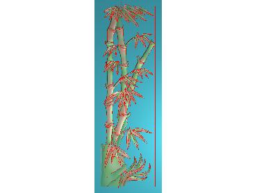 MLZJ002-JDP格式中式梅兰竹菊浮雕图花鸟鱼虫电脑雕刻图四君子精雕图