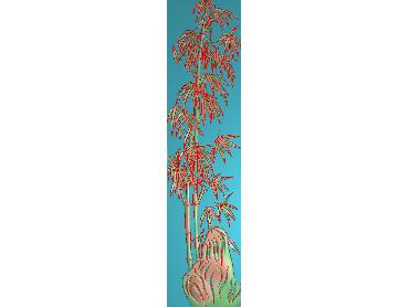 MLZJ007-JDP格式中式梅兰竹菊浮雕图花鸟鱼虫电脑雕刻图四君子精雕图