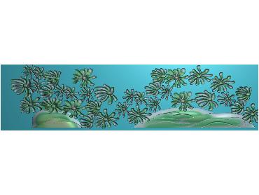 MLZJ106-JDP格式中式梅兰竹菊浮雕图花鸟鱼虫电脑雕刻图四君子精雕图