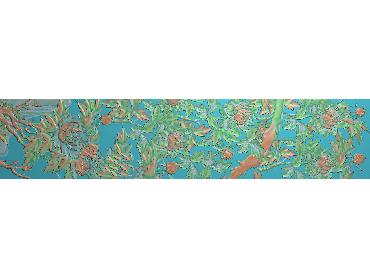 MDHN132-JDP格式中式牡丹浮雕图花鸟鱼虫电脑雕刻图牡丹花精雕图(含灰度图)