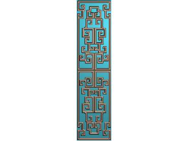 QTZS007-JDP格式中式浮雕图中式浮雕电脑雕刻图中式浮雕精雕图(含灰度图)
