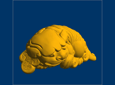 3DDW510-STL格式貔貅如意钱三维立体圆雕图貔貅如意钱3D打印模型貔貅如意钱3D雕刻图案貔貅如意钱立体精雕图下载