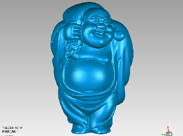 3DFO310-STL格式布袋弥勒佛三维立体圆雕图布袋弥勒菩萨3D打印模型布袋弥勒3D雕刻图案布袋弥勒立体精雕图下载
