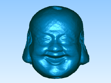 3DFO357-STL格式弥勒佛三维立体圆雕图弥勒菩萨3D打印模型弥勒3D雕刻图案弥勒立体精雕图下载