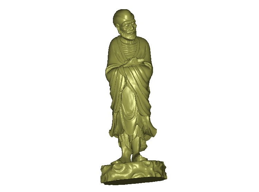 3DRW213-STL格式人物三维立体圆雕图人物3D打印模型人物3D雕刻图案人物立体精雕图下载